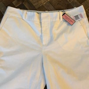 🆕Vineyard Vines White Pants, Size 10